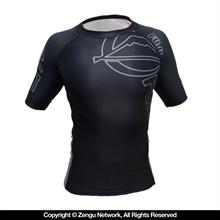 "Fuji ""Inverted"" Short-Sleeve..."